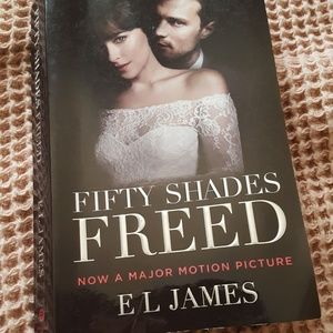 50 Shades Freed Book